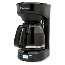 Toastmaster TM-121CM 12-Cup Programmable Coffee Maker - Black