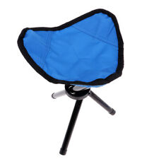 Folding Portable Camping Chair Fishing Foldable Beach Hiking Picnic Stool