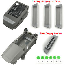 Drone Body & Battery Charging Port Cover Cap Dust Plug for DJI MAVIC 2 Pro/Zoom