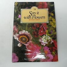 Say It With Flowers by Beverley Parkin 1984