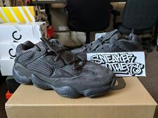 Adidas Yeezy 500 Triple Utility Black F36640 100% Authentic In Hand Kanye West
