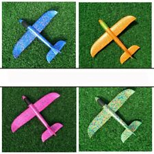 Kids Gift DIY Toy EPP Hand Throwing Foam Plane Aircraft Glider Model Outdoor