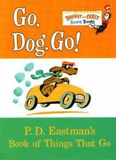 Bright and Early Board Books(TM): Go, Dog. Go! by P. D. Eastman (1997, Board Bo…