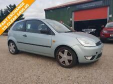 Ford Fiesta 1.4 2005.5MY Zetec 3DR LIGHT GREEN HPI CLEAR BARGAIN