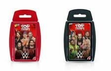 WWE Top Trumps 2017 and 2018 Edition Card Games Bundle