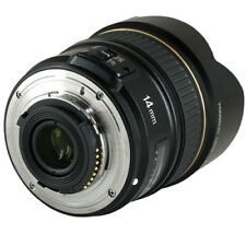 Yongnuo YN14mm F2.8 Auto focus Mount Ultra-wide Angle Prime Lens for Canon Nikon