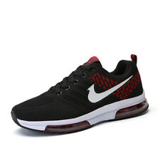 Men's Casual Vapormax Shoes Double Air Cushion Flywire Sports Sneakers Flyknit