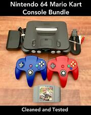N64 Nintendo 64 Console - New Controllers - Mario Kart 64