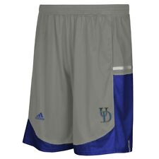Delaware Fightin' Blue Hens  Adidas NCAA Mens Grey Climalite  Basketball Shorts