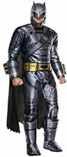 Batman v Superman: Dawn of Justice Deluxe Batman Armored Costume - 3 Sizes