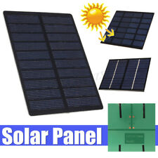 0.5-18V 0.12-5W  Polycrystalline Solar Panel Cell Battery Power Charger Modules