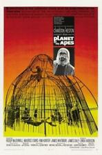 Planet of the Apes Poster//Planet of the Apes Movie Poster//Movie Poster//Poster