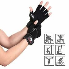 WENER Workout Gloves, Anti-skid, wear-resistant, breathable, Suitable for fitnes