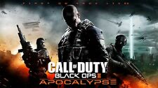 Call of Duty Black ops Apocalypse Print PlayStation, Xbox Poster E260