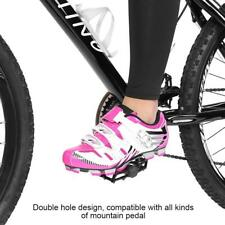 BOODUN Women Mountain Road Bike Cycling Bicycle Non-Skid SPD Self-locking Shoes
