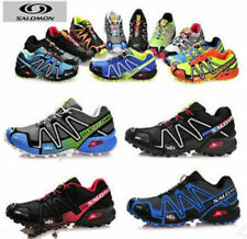 New Men's & Boy Salomon Speedcross 3 Athletic Running Outdoor Hiking Shoes
