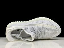Adidas Yeezy Boost 350 V2 Static 3M Running Trainers Shoes Light Gray