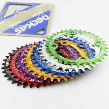 DECKAS Bike Narrow Wide Round Oval Chainring Chain Ring BCD 104mm 32 34 36 38T