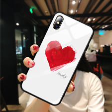 Iphone X Case Tempered Glass Phone Cases For Iphone 8 7 6 6S Plus X XS Max XR