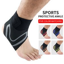 Adjustable Ankle Support Protection Brace Compression Sleeve Foot Wrap Socks