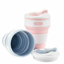 Cup Hot Folding Silicone Portable Drinking Collapsible Coffee Cup Multi-function