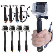 For GoPro Hero 4 3+ 3 2 1 Camera Extendable Pole Hand Grip Monopod Selfie Stick
