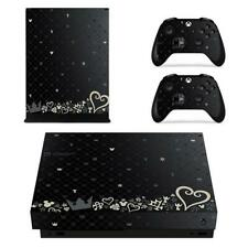 Game Kingdom Hearts Skin Console & Controller Decal Cover Aufkleber für Xbox On