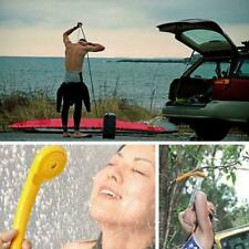 Shower Water Pump Camping Shower Portable Outdoor Hiking Camp I4M2