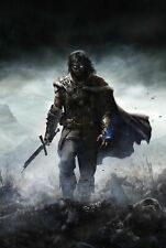 187802 Shadow of Mordor Game PS4 PS3 xbox360 Tolkien Decor Wall POSTER Print