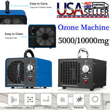 5000/10000mg Commercial Ozone Generator Air Purifier Machine Control Home Odor