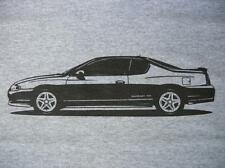 2004-2005 Monte Carlo SS T-Shirt, Supercharged