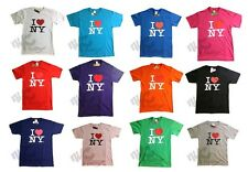 I HEART NY T-SHIRT LOVE NEW YORK CITY TEE OFFICIAL TAGS