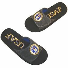 Armed Forces All Day Comfort Slippers & Slides NWT