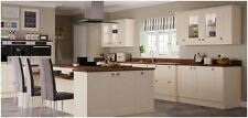 Replacement kitchen cabinet doors Ivory Shaker