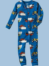 NEW GAP SNOWPLOW SLEEPER PAJAMA SIZE 6-12-18-24M 2T 3T