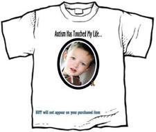 T-shirt - AUTISM HAS TOUCHED MY LIFE... your photo