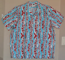 HAWAIIAN SHIRTS (MEN'S) GREAT COLORS - BLOWOUT PRICES
