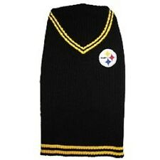 Pittsburgh Steelers NFL Dog Pet V Sweater (all sizes)