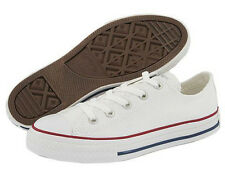 NEW KIDS CONVERSE ALL STAR OX OPTICAL WHITE ORIGINAL