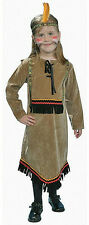 Deluxe Indian Girl Child Costume