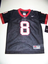 Nike Georgia Bulldogs Youth Jersey NWT #8