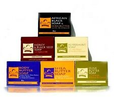 Nubian Heritage 5oz Bar Soaps - Choose Your Type
