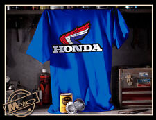 Metro Racing Honda RWB  Vintage Motorcycle Men's T Shirt