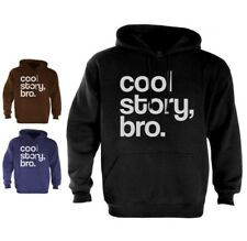 Cool Story Bro Hoodie jersey Shore block Tell it Again Sarcastic funny 2