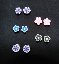 MEDINA PATTERN STYLE EARRINGS - CHOICE OF FIXING MAGNETIC; STUD; CLIP ON