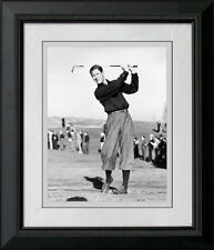 Byron Nelson Masters Champion Classic Framed Golf Photo 11 x 14