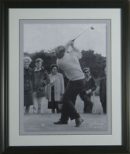 Jack Nicklaus 1962 Royal Troon British Open Framed Golf Photo 11x14 OR 16x20