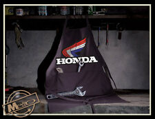 Metro Racing Mechanics Apron Honda RWB Vintage Motorcycle Racing
