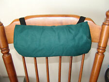 Indoor Outdoor Adjustable Pillows for Chairs-Rockers-Campings-N MORE-Many Colors