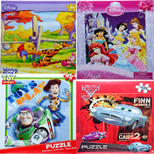 Disney Puzzle for Children: Princess, Toy Story, Tinkerbell, Disney Cars 2